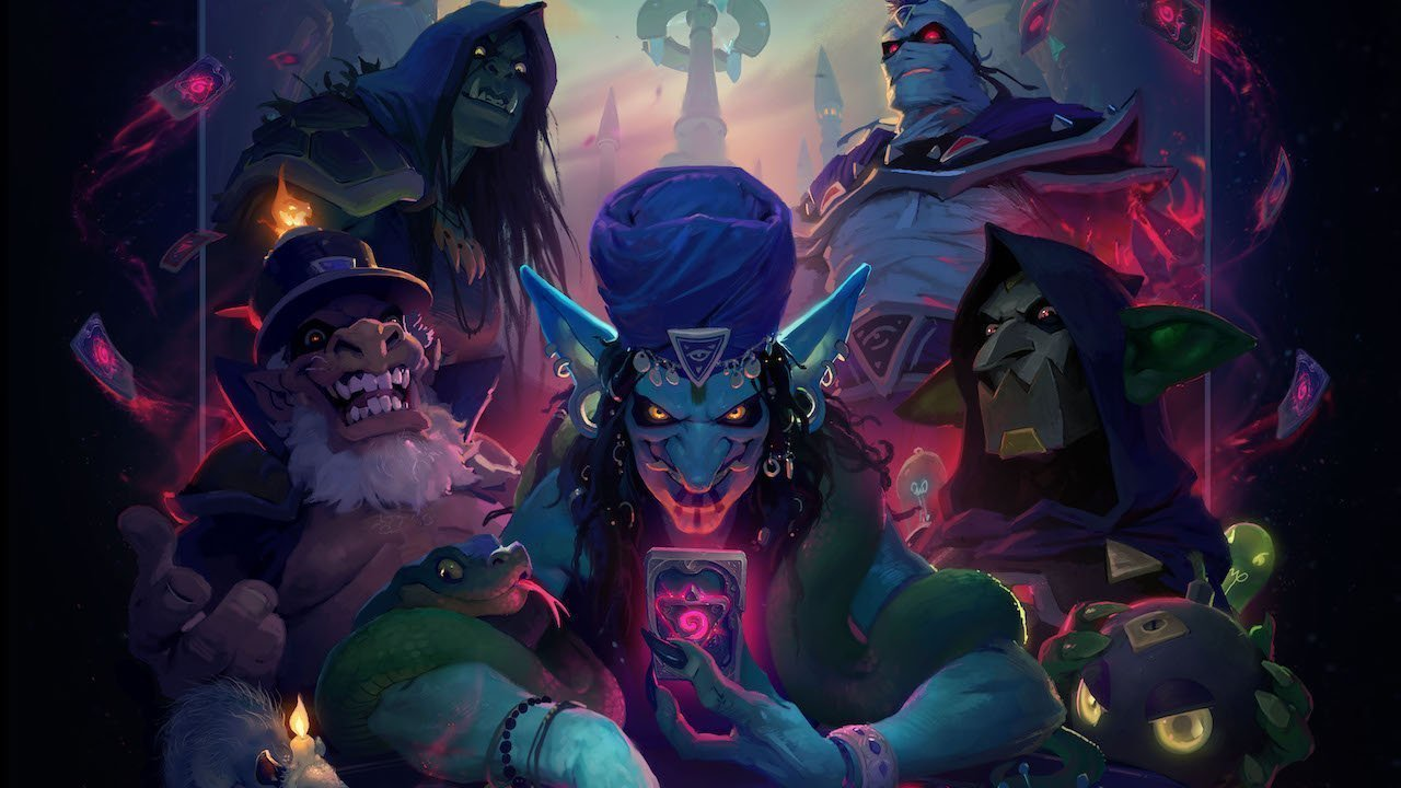 The Scrapyard: Inside the Hearthstone toolbox with game designers Liv Breeden and Stephen Chang