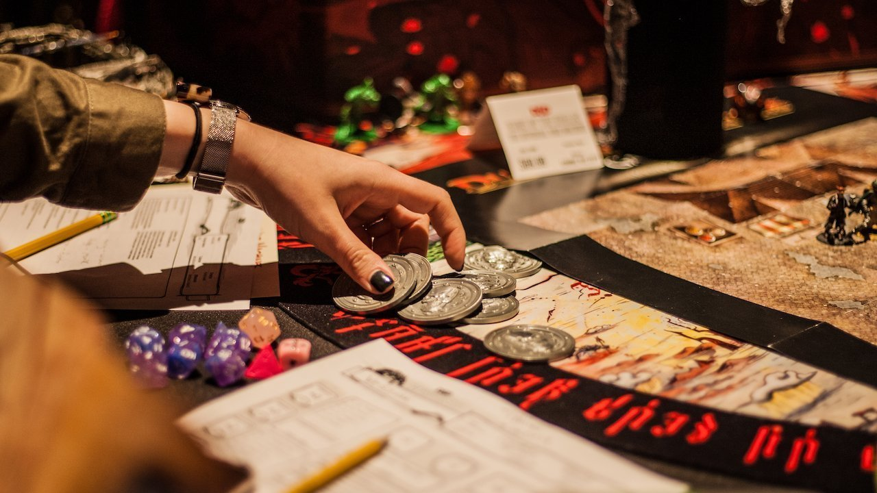 D&D's Mike Mearls & B. Dave Walters chat with The Game Table