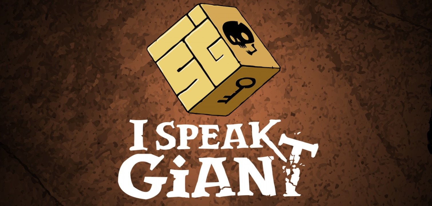 A chat with Zac and Luke from 'I Speak Giant'