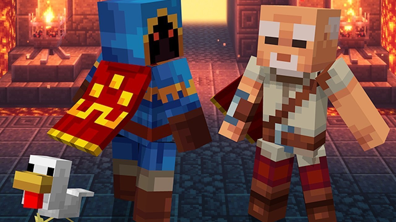 Minecraft Dungeons Review: Diablo for families in the best possible way