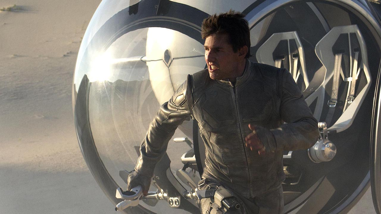 Of course Tom Cruise will make a real space movie