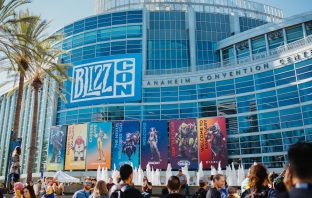 Outside BlizzCon 2019