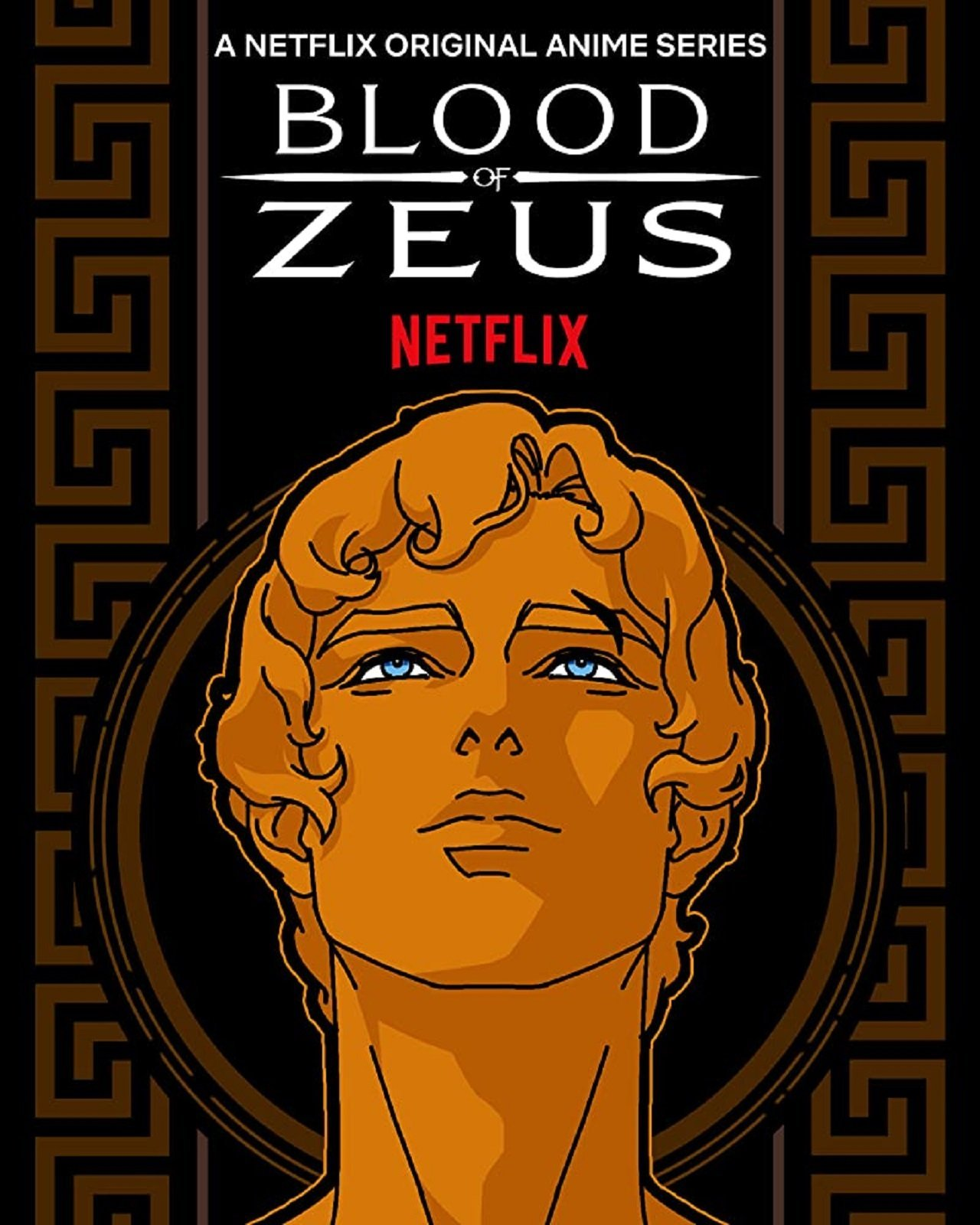 Blood of Zeus (2020) Season 1 Hindi Complete Netflix WEB Series 480p | 720p HDRip