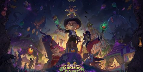 Hearthstone: Madness at the Darkmoon Faire roundtable
