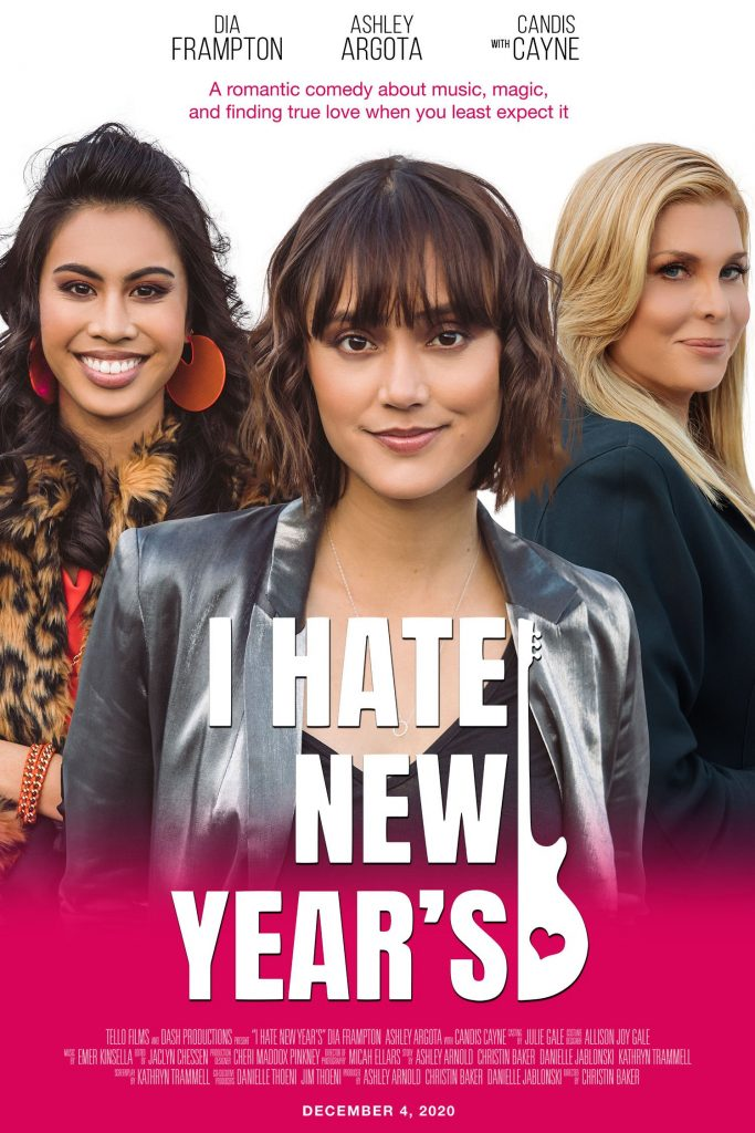 Poster for I Hate New Years