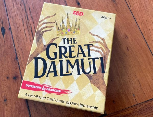The Great Dalmuti review: fresh art for a simple, clever card game