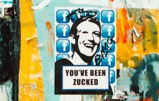 You've been Zucked poster