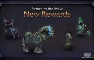 New mounts to ride in World of Warcraft